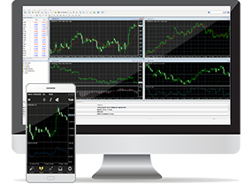 mt4 trading platform from Friedberg Direct